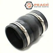 Peach Motor Parts Pm-3852741 Bellows Exhaust Boot Tube Hose Replaces Omcandreg