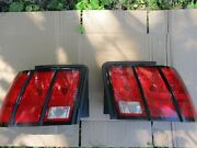 Gently Used/oem 1999-04 Mustang Tail Light Set/very Clean Pair/usable As-is