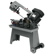 Jet 414461 5 In. X 8 In. Horizontal Dry Band Saw 1/2 Hp115v1-phase New