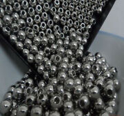 Loose Beads Stainless Steel Jewelry Finding/making Diy In Bulk 4mm/6mm/8mm/10mm