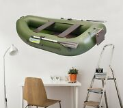 3d Inflatable Boat A32 Car Wallpaper Mural Poster Transport Wall Stickers Zoe