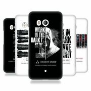 Official Assassinand039s Creed Legacy Typography Back Case For Htc Phones 1