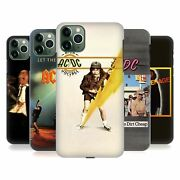 Official Ac/dc Acdc Album Cover Case For Apple Iphone Phones