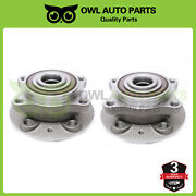 Front Wheel Bearing And Hub Assembly Lh Or Rh For Volvo V70 S60 S80 Xc70 513194