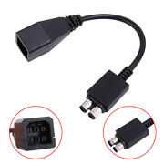 Adapter Converter Cord Ac Power Supply Transfer Cable For Xbox 360 Slim -1pcs