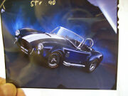 Ford Shelby Cobra Transparency - From Mobius Award Winning Photographer
