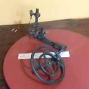 Boley Triangle Bed Lathe Antique Collectable Jeweler's Watchmaker Hand Operated