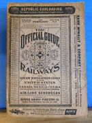 Official Guide Of The Railways 1964 February Airline Schedules Us Canada Mexico