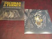 Randy Bachman Blues + Bachman Turner Live At Roseland Limited Edition 3 Lp Set