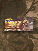 Athearn Trains In Miniature Vintage Empty Box Lid Only . Pulpwood Car. C B And Q.