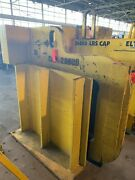 20000 Lbs X 52 Coil Lifting C Hook With Stand Ybm 10600