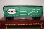 Mth Trains- Premier 20-93024- New York Central Boxcar - Boxed - B16
