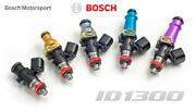 Injector Dynamics Id1300x 1300cc With Pnp Adapter S54 Bmw M3 E46 01-06 14mm