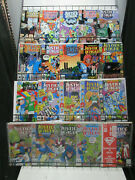 Justice League Of America Dc 1990-93 41-75 Lot Of 29diff Lord To Destiny