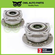 513305 X2 Front Driver Passenger Wheel Bearing And Hub Assembly For Bmw X5 X6 Awd