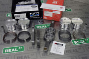 Cp Pistons Brian Crower I Beam Rods For Wrx Ej255 10.31 / Sti Ej257 10.0 99.5mm
