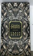 Urban Decay Game Of Thrones Vault 20 Piece Eyeshadow Set Limited Ed Sold Out Nib