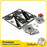 For 03-04 Ford F150 F250 E150 5.4l 2v Sohc Timing Chain Kit Oil Water Pump
