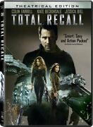 Total Recall Dvd,2012 Cold40960d
