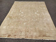 7x8ft Antique Amarican Handmade Washed Out T...z Rug 60 Raj Kpsi 400