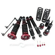 Coilover Suspension Kit Strut Shock For 05+ Bmw 3-series E90/91/92 Camber Plates