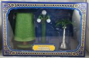 Disney Theme Park Collection Monorail Accessories 3 Pc Tomorrowland Main Street