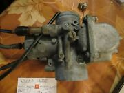 G.used Mikuni 38mm Removed/from A Running 1982 Shovelhead By Harley/works Good