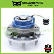 1 Front Wheel Bearing Hub Assembly For Buick Chevy Pontiac Cadillac W/abs 513087