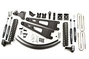 Zone Offroad 6 Suspension Lift Kit Ford F250 F350 11-16 4wd Gas With Overload