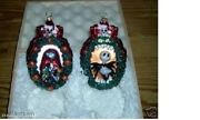 The Nightmare Before Christmas Haunted Mansion Holiday Polonaise Ornaments Set
