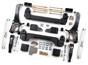 Zone Offroad 5 Suspension Lift Kit For Toyota Tundra 07-15 4wd