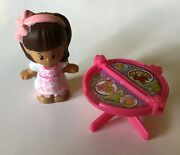 Fisher Price Little People Advent Christmas Calendar New Girl And Flip Table
