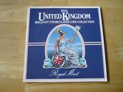 1984 United Kingdom Uncirculated Coin Set, 8 Coin Set
