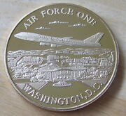 Air Force One Washington D.c. The United States Of America Medal