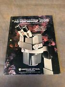 American Optical Stereostar Zoom Stereoscopic Microscope 1972 With Price List