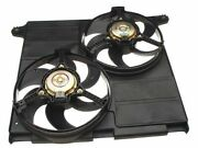 For 1998-2003 Jaguar Xj8 Auxiliary Fan Assembly Genuine 52534sp 2001 1999 2000