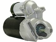 For 1980-1981 American Motors Spirit Starter Ac Delco 37846hy 2.5l 4 Cyl