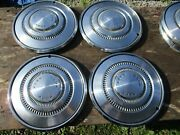 Gently Used/1973 Ford Torino 15 Wheelcover Set/four R Clean/sharp/very Special