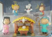 New Peanuts Nativity Figures Deluxe 7 Piece Christmas Set Sold Out