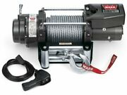 For 1992-1997 Ford F350 Winch Warn 85526rr 1993 1994 1995 1996