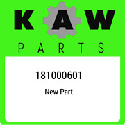 18100-0601 Kawasaki Body-assy-muffler 181000601 New Genuine Oem Part