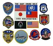 Top Gun Maverickand039s Far East Cruise Jacket Back Patch {seen Movie Patch] 11pc