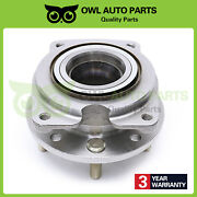 Front Wheel Bearing And Hub Assembly For Cutlass Grand Prix Regal 5lugs 513044