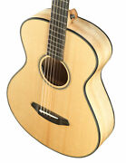 Breedlove Or-contina-e-smw Acoustic Guitar With Sitka Top