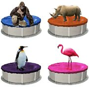Above Ground Winter Pool Cover - Round 15', 18', 21', 24', 27', 28', 30', 33'