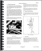 Service Manual Allis Chalmers 7580 8550 Tractor