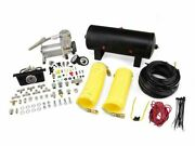 For 1969-1974 Dodge D100 Pickup Suspension Air Compressor Kit Air Lift 39246hy