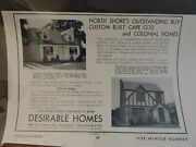 Orig 1938 Little Neck Queens 7x9 Real Estate Ad Long Island New York City Nyc