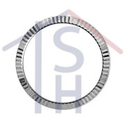 Fluted Bezel For 41 Rolex Datejust 126300 126334 126334blso 218239 Stainless Tq