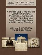 Campbell Soup Company And Carnation Company, Pe, Woodson, T,,